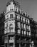 Boulevard Anspach 59-61, angle rue Marché-aux-Poulets 16-20. Immeuble de rapport éclectique, 1979