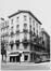 boulevard Anspach 123, angle rue des Riches Claires 2 et rue de l'Éclipse, [s.d.]