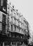 rue Antoine Dansaert 17-25. Ancien Marché aux Cotonnettes, anciennes Halles des Producteurs, ancien SARMA, 1978