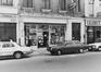 rue Antoine Dansaert 76, détail rez., 1979
