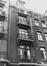 rue Antoine Dansaert 190-194, détail étage., 1979