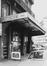 rue Antoine Dansaert 204-208, détail rez ; angle boulevard Barthélémy 1-3., 1979