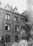 rue d'Artois 17-19. Église Saint-Antoine de Padoue et Couvent des Franciscains Conventuels, cour intérieure., 1979