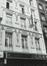 rue Auguste Orts 6-8, détail étages, 1979