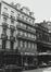 rue Auguste Orts 16-18. Ancien Hôtel Victoria Bourse, 1979