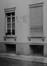 rue du Béguinage 36, détail baies du rez, 1978
