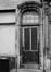 quai au Bois de Construction 1, détail porte., 1978