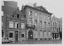 quai au Bois de Construction 8, 9 et 10. Maison hanséatique. Hôtel Ories., 1942
