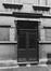 rue du Boulet 21, détail porte, 1979