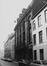 rue du Boulet 26-28. Ancien siège de La Centrale Sociale, 1979