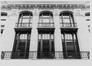rue du Boulet 26-28. Ancien siège de La Centrale Sociale, [s.d.]
