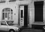 rue du Boulet 34, détail rez., 1979