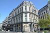 Hôtel central et monument Auguste Orts