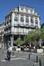 Beursplein 2<br>Van Praetstraat 1 (Jules)<br>Ortsstraat 2 (Auguste)