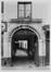 Quai aux Briques 30-34, détail porche n° 30, 1942