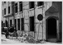 Quai aux Briques 30-34, angle rue du Cheval Marin reconstruction après démolition en 1978, [s.d.]