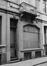 Rue Camusel 2, 4, 6, détail rez du n° 4, 1979