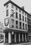 rue des Chartreux 2-6, angle rue van Artevelde 1-3, 1979