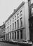 rue des Chartreux 21. Vestiges de la première enceinte de Bruxelles., 1979