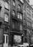 rue des Commerçants 12 à 14, façade du n° 12, 1978