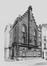rue des Commerçants 30-32, façade rue Van Gaver, [s.d.]