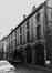 rue des Commerçants 48-52, angle rue du Magasin 3, 1978