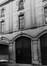rue des Commerçants 48-52, détail rue du Magasin 3, 1978