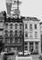 Place De Brouckère 48-48bis, 50, angle rue des Hirondelles, 1980