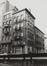 Boulevard Émile Jacqmain 114-116, angle rue Saint-Roch 2, 4, 6 et rue du Pélican, 1978