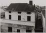 Rue des Fabriques 54. Fonderie. Atelier et Tour à plomb. Intérieur d'îlot, [s.d.]