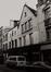 rue de Flandre 138, 140. Ensemble de deux maisons traditionnelles, rue de la Cigogne., 1978