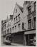 rue de Flandre 138, 140. Ensemble de deux maisons traditionnelles, rue de la Cigogne., [s.d.]