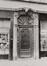 rue de Flandre 189-191-193, détail porte., 1978