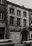 quai au Foin 15. Impasse Vanhoeter. Vestiges probables de l'Hôtel de Peuthy, accès à l'impasse Vanhoeter, 1978