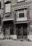 rue de la Forêt d'Houthulst 19 à 25. Fondation Semet-Solvay, détail., 1978