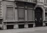 Rue des Foulons 69, détail rez, 1979