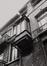 Rue Froebel 5, détail bow-window, 1979
