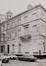 rue du Grand Hospice 14, angle rue de l'Infirmerie. Immeubles quartier du Béguinage, 1978