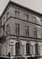 rue du Grand Hospice 14, angle rue de l'Infirmerie n° 7. Immeubles quartier du Béguinage, 1978