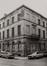 rue du Grand Hospice 16, angle rue de l'Infirmerie. Immeubles quartier du Béguinage, 1978