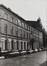 rue de l'Infirmerie, n° impairs. Immeubles quartier du Béguinage, 1978