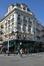Bourse 1 (place de la)<br>Van Praet 2-4 (rue Jules)<br>Anspach 71 (boulevard)