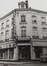 rue de Laeken 28, angle rue du Béguinage. La Tentation, 1978