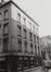rue de Laeken 55-57, angle rue des Hirondelles 19., 1978