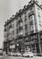 Lakensestraat 171-177, hoeken Koopliedenstraat 16 en Sint-Jan-Nepomucenusstraat 17, eclectische met Art-Nouveau-inslag opbrengsthuizen., 1978