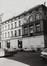rue de Laeken 179 à 185. Ancienne place d'Anvers, n° 179-181, angle rue des Commerçants., 1978