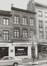 rue du Marché aux Porcs 11. Maisons traditionnelles, 1978