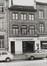 rue du Marché aux Porcs 13. Maisons traditionnelles, 1978