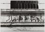 rue Marcq 12 et 14, détail frise, 1984