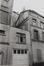 Maurice Lemonnierlaan 117, gemene muur, achteraan Kazernestraat 32, 1990